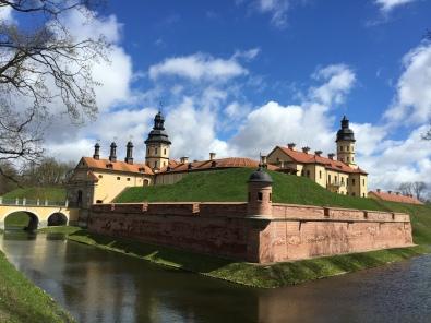 Nesvizh Palace